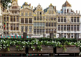 Guided City Tour of Antwerp