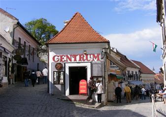 Szentendre Artist's Village Tour from Budapest