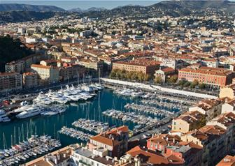 Half-Day tour of Nice City from Cannes