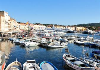 Full-Day Tour to Saint Tropez and Port-Grimaud from Cannes