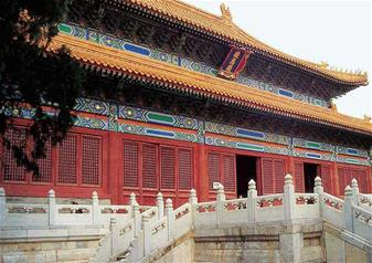 Group Day Tour to Mutianyu Great Wall and Ming Tomb in Beijing