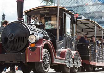 Train Tour in Copenhagen