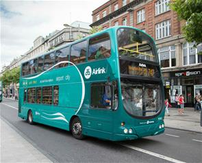 Dublin Sightseeing by Airlink Express Bus Ticket