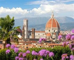 Florence in the Afternoon: Walking Tour & Uffizi Gallery