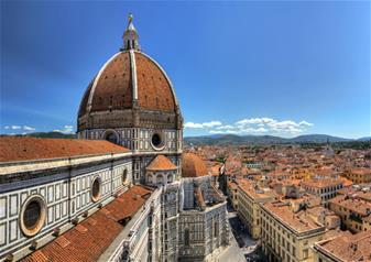 Panoramic Tour of Florence