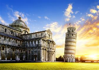 Tour to Leaning Tower of Pisa from Florence