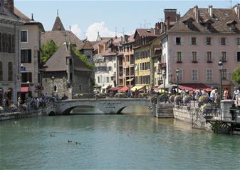 Full day Yvoire and Boat Tour