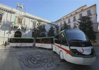 Walking Tour of Alhambra Surroundings and Granada City Train Tour