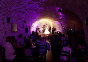 Flamenco Show with Dinner in Granada