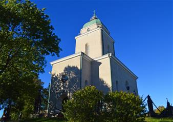 Half-Day Sightseeing Tour of Helsinki and Suomenlinna