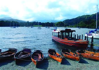 Morning Tour of Six Lakes from Windermere - Lake District