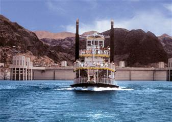 Hoover Dam and Lake Mead Cruise on the Desert Princess from Las Vegas