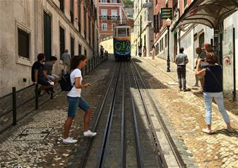 Private Walking Tour in Lisbon