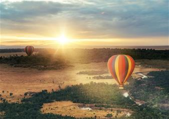 Loire Valley Hot-Air Balloon Ride from Amboise – Evening Tour