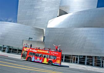 Hollywood - Los Angeles Hop-on Hop-off Bus Tour – 24-hour