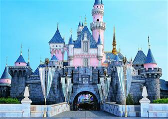 Disneyland Resort or Disney California Adventure Tour from Los Angeles
