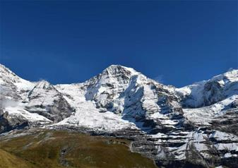 Jungfraujoch: Top of Europe from Lucerne