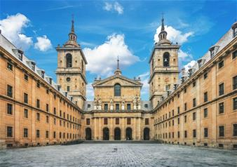 Guided Tour of Royal Monastery of El Escorial & Valley of the Fallen AM
