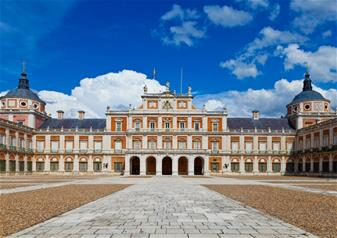Tour of Royal Site of Aranjuez PM
