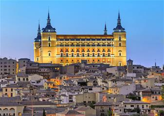 Half Day Afternoon Tour of Toledo from Madrid
