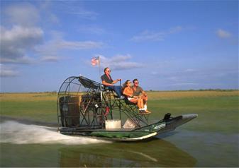 Miami City Tour and Everglades Airboat Adventure