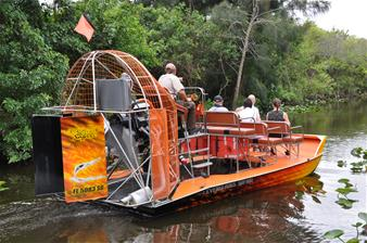 Everglades Safari Park Admission Tickets in Miami