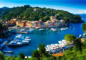 Day Trip of Genova and Portofino from Milan