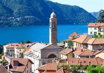 Full-Day Excursion to Lake Como and Bellagio from Milan