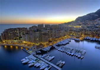 Half-Day Monte-Carlo by Night Tour from Monaco