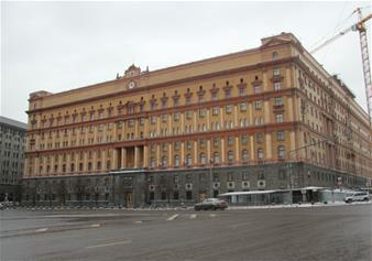 Tour of Communist Moscow