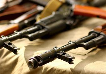 Shooting Kalashnikov Gun Tour
