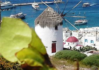 Full Day Grand Tour of Mykonos