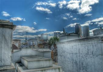 Walking Tour of Cemetery and Voodoo in New Orleans