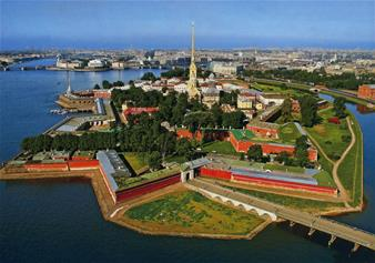 Shore Excursion: St. Petersburg City Sightseeing and Hermitage