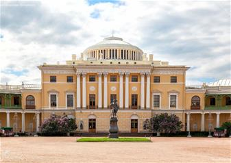 Pavlovsk Palace and Park Private Tour from St. Petersburg