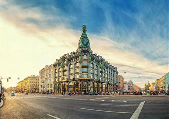 Private Tour of Saint Petersburg City Highlights Tour