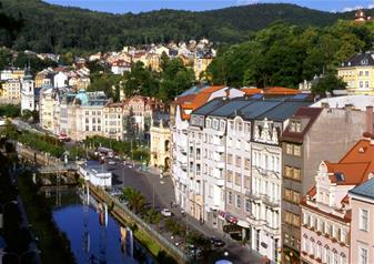Full-Day Tour to Karlovy Vary and Marianske Lazne in Prague