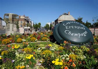 Day Tour of Epernay Picturesque from Champagne with Seven Champagne tasting and lunch