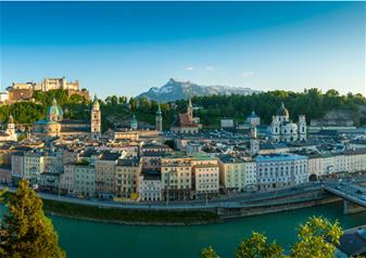Guided Salzburg City Tour