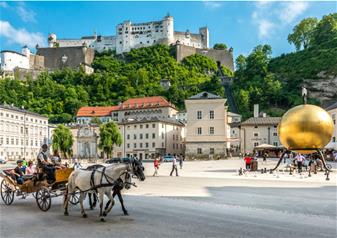 Guided Salzburg Walking Tour