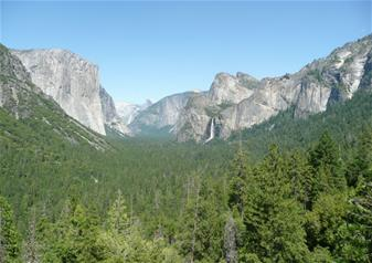 Day Tour of Yosemite from San Francisco