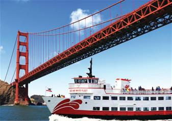 Golden Gate Bay Cruise Tour