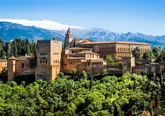 Alhambra, Sensations and Livings from Seville