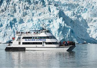 8.5 Hours Kenai Fjords National Park Northwestern Fjord Cruise Tour from Seward