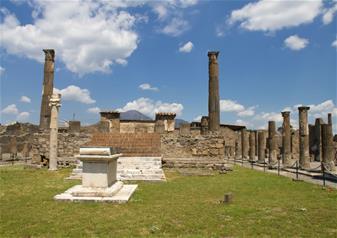 Half day tour of Pompeii from Sorrento