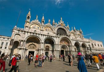 The Golden Basilica Tour in Venice