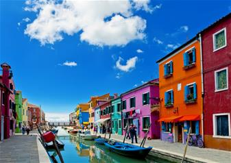 Murano, Burano and Torcello Tour in Venice