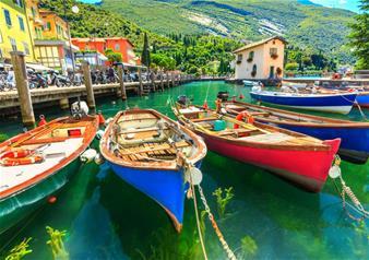Explore Lake Garda Resorts: VIP Tour