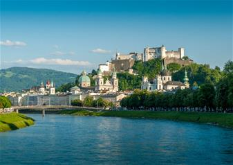 Full-Day Tour to Salzburg from Vienna