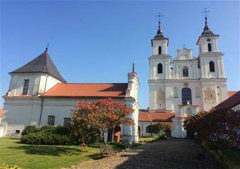 Private Pilgrim Tour to Siluva, Tytuvenai and The Hill of Crosses